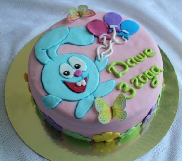 Торт на день рождения ребенку своими руками рецепт с фото